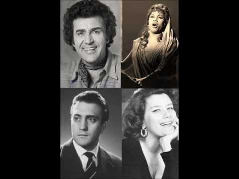Verdi: Il Trovatore (Final) - Bonisolli, Price, Cappuccilli, Obraztsova. Karajan.