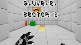 Q.u.b.e. - Sector 2