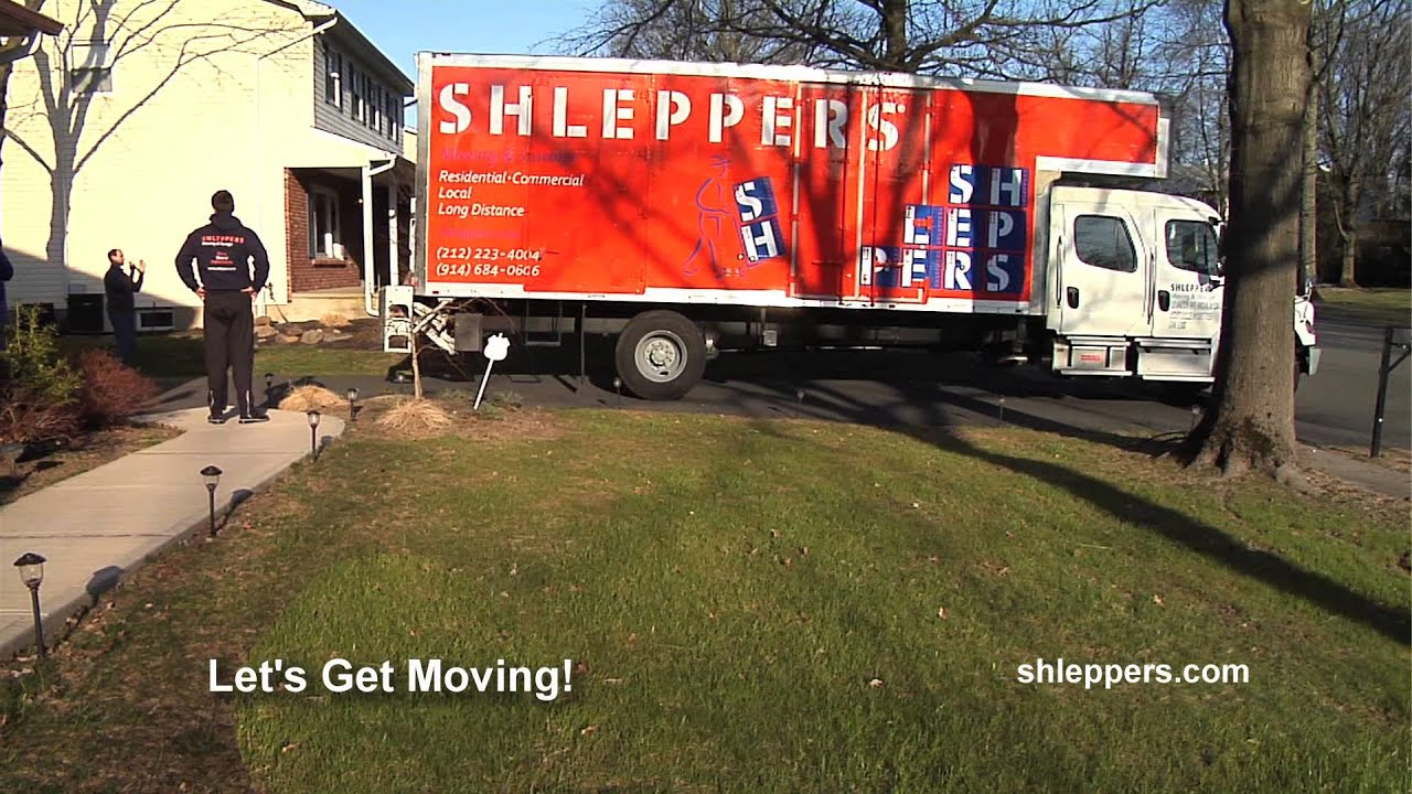 Ordinaire Shleppers New York Moving And Storage Commercial