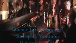 "John Gill sings ""Tishomingo Blues"" ~ Yerba Buena Stompers @ Glacier Jazz Stampede ~ 2011"