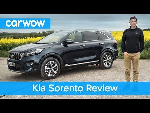 Kia Sorento SUV 2019 in-depth review | carwow