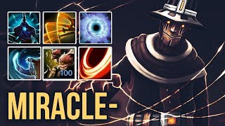 Miracle- Rubick New Patch 7.07 Ultimate Stealing Master - Dota 2