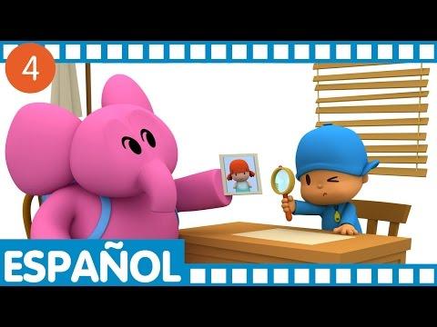 Pocoyó - Media hora en español (S01 E13-16)