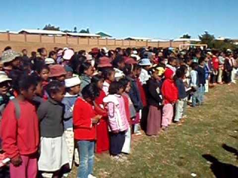 Madagascar's National Anthem
