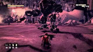 Duke Nukem Forever Final Boss Fight with jetpack / holoduke and ending