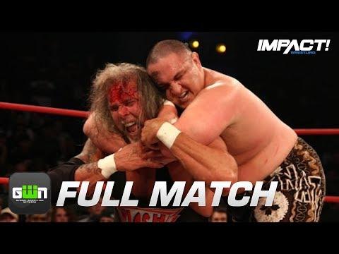 Samoa Joe vs Kevin Nash: FULL MATCH (TNA Sacrifice 2009) | IMPACT Wrestling Full Matches