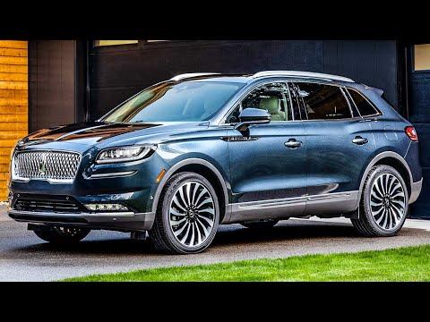 2022 Lincoln Nautilus - INTERIOR, Exterior, Impressions