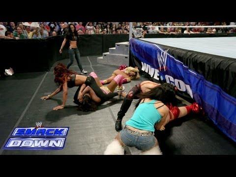 Naomi vs. Brie Bella: WWE SmackDown, Sept. 6, 2013