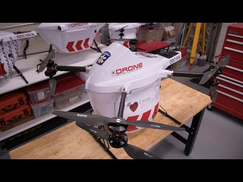 How drones could help deliver life-saving care in rural areas