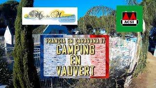 CAMPING MAS DE MOURGUES, Vauvert,Francia en Caravana# 17