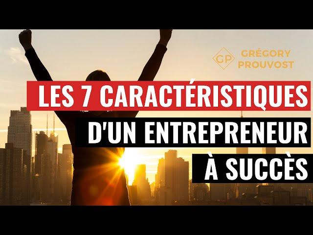 Entrepreneur, les 7 conditions pour réussir 🚀 - Expert-Comptable - Cabinet FICO - Grégory PROUVOST