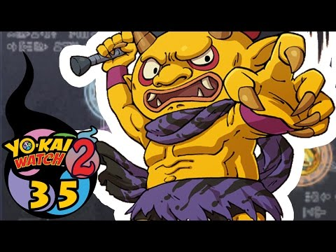 YO-KAI WATCH 2 - ÉPISODE 35 FR : OBJECTIF GORGOUILLE, UN MAX DE BINGO-KAI !