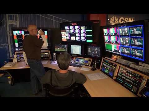 CSN Bay Area's Engineering Video