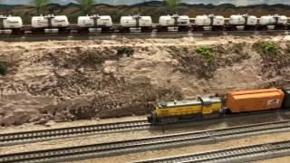 Tiny Model Train Time