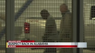 Suspect in Aniah Blanchard kidnapping extradited to Auburn, petition made to strengthen bond conditi