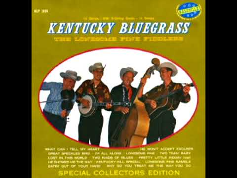 Kentucky Bluegrass [1966] - The Lonesome Pine Fiddlers