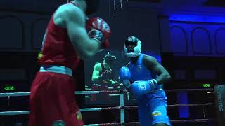 Fight Night 6 - June 27th 2019 - Crowne Plaza Hotel - White Collar Charity Boxing Event