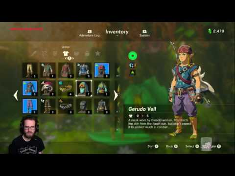 Lobos Plays The Legend of Zelda: Breath of the Wild (Pt. 9)