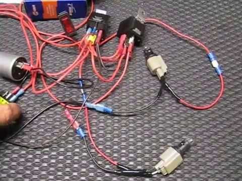 Rigid d2 flasher wiring test youtube rigid d2 flasher wiring test swarovskicordoba Images