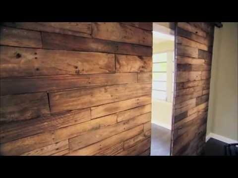 Designing with Shipping Pallets | Color Splash | HGTV Asia