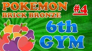 WOODEN HOUSES & MASSERS OF FRUIT! -ROBLOX: Pokemon Brick Bronze-Ep 4