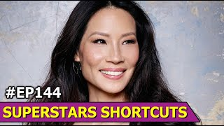 Lucy Liu Public Appearance and Interview | Hollywood Star |Superstars Shortcuts Ep 144