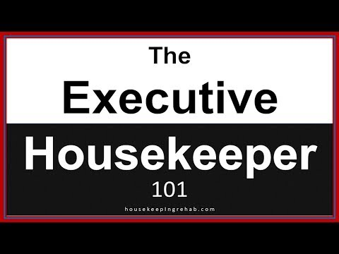 Housekeeping Training -  How To Organize Housekeeping Schedules