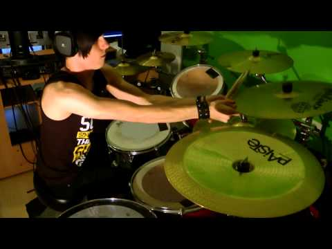 Crown The Empire  Breaking Point Drum   Chris