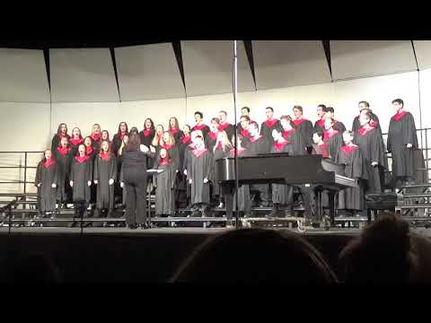 CHS Winter Concert 2019  Chorale   Midnight Clear
