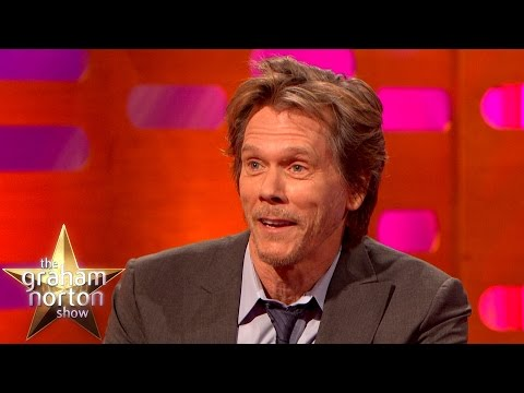Kevin Bacon Hates It When People Don't Recognise Him | The Graham Norton Show