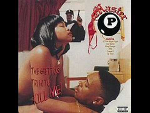Master P (TRU) - Just An Everyday Thang SMG Ghetto's Tryin To Kill  Me1994 Release