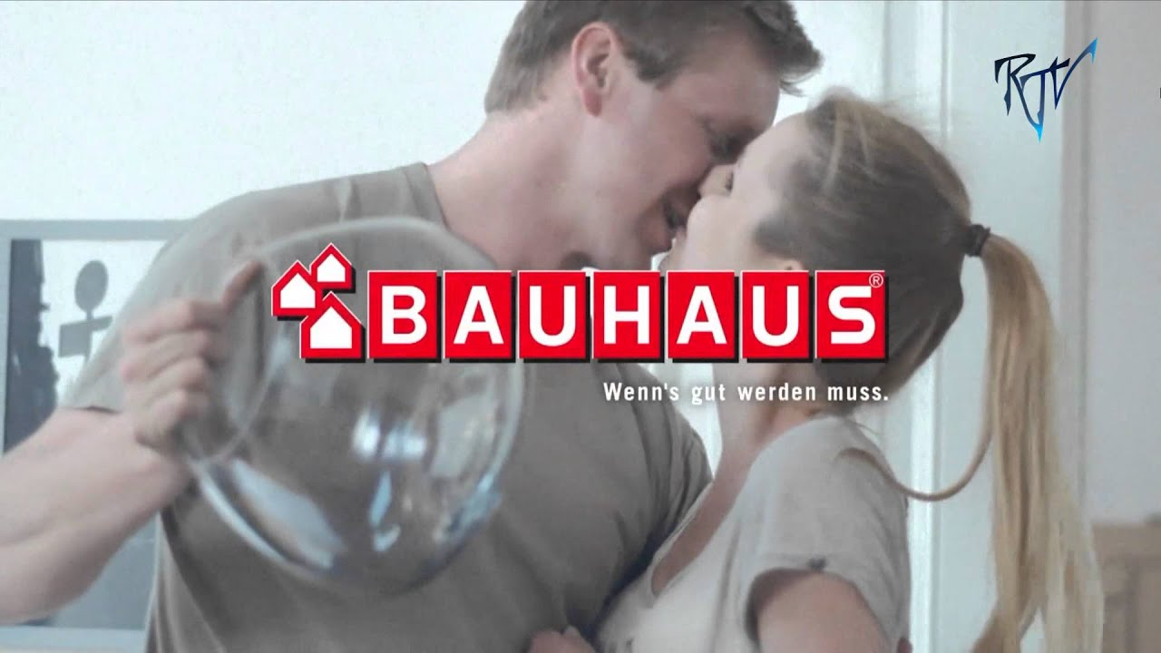 bauhaus offizieller kurzer tv spot april 2015 german hd youtube. Black Bedroom Furniture Sets. Home Design Ideas
