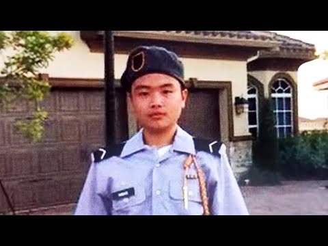 15-Year-Old Florida Shooting Victim Peter Wang Buried With Military Honors