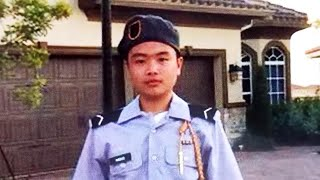 15-Year-Old Florida Shooting Victim Peter Wang Buried With Military Honors by : Inside Edition