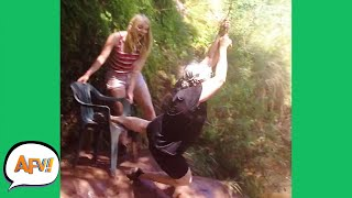 Talk About SWING and CLING! 😂 | Funniest Fails | AFV 2020