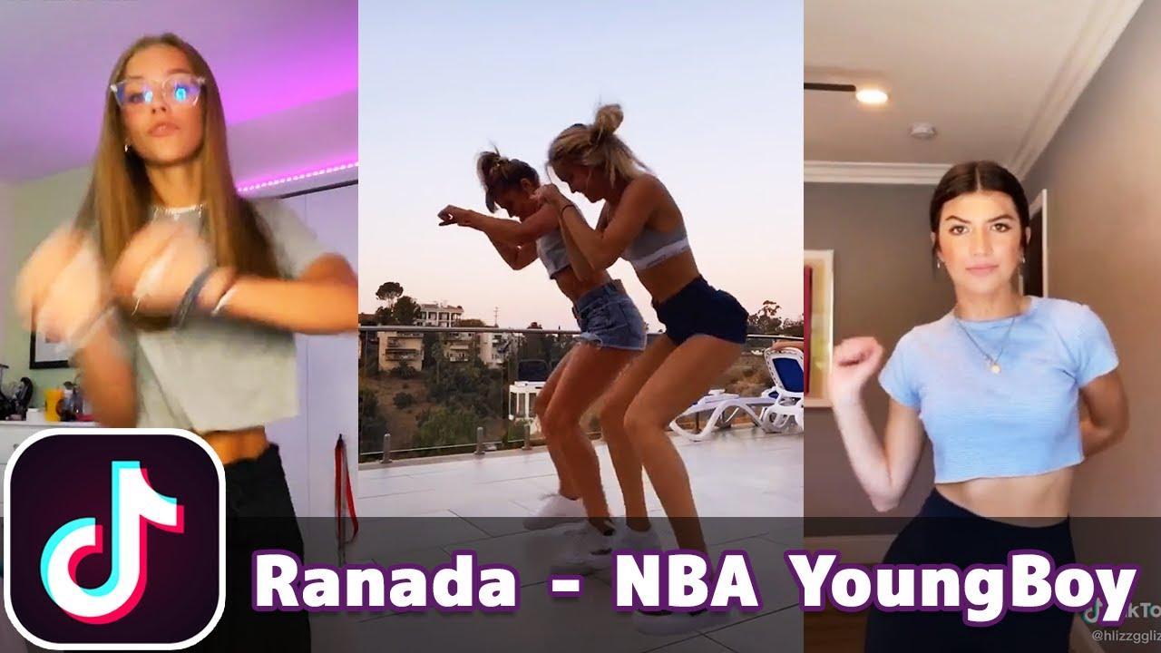 Ranada - NBA YoungBoy Dance | TikTok Compilation