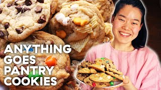 Anything Goes Pantry Cookies By June
