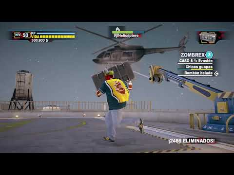 Dead Rising 2: Off The Record | Tk' s Helicopter fight | No damage |