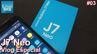 Vlog Especial - Samsung Galaxy J7 Neo