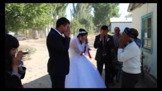 Саммая красивая уйгурская свадьба двух влюбленых д