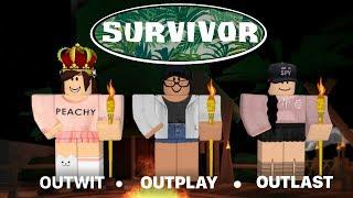 Survivor (beta) | Setting Jeff on Fire | Roblox