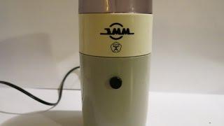 видео Тест кофемолки Микма ИП-33