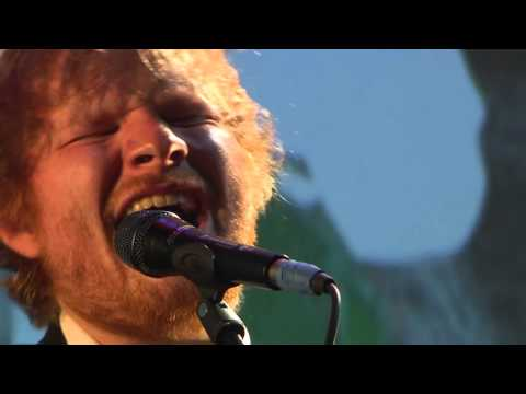 Ed Sheeran - Thinking out Loud (Jumpers for Goalposts Premiere)
