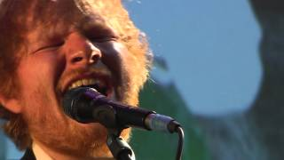 Ed Sheeran Thinking out Loud (Jumpers for Goalposts Premiere)