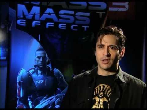 Mass Effect 3 Shepards VA interview