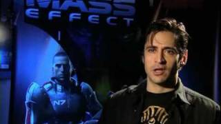 Repeat youtube video Mass Effect 3 Shepards VA interview