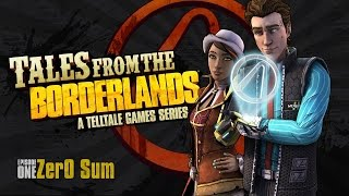 Tales from the Borderlands - Full Episode 1: Zer0 Sum Walkthrough HD [No Commentary]