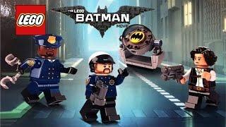 New LEGO Batman Movie 2017 minifigures pack revealed!