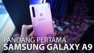 Samsung Galaxy A9 - Telefon Pertama Dengan 4 Kamera Belakang