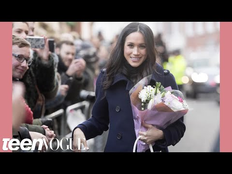 Download Youtube: We Must Protect Meghan Markle | The Teen Vogue Take